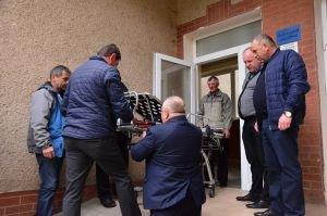 Тячівська районна лікарня отримала гуманітарну допомогу з Норвегії