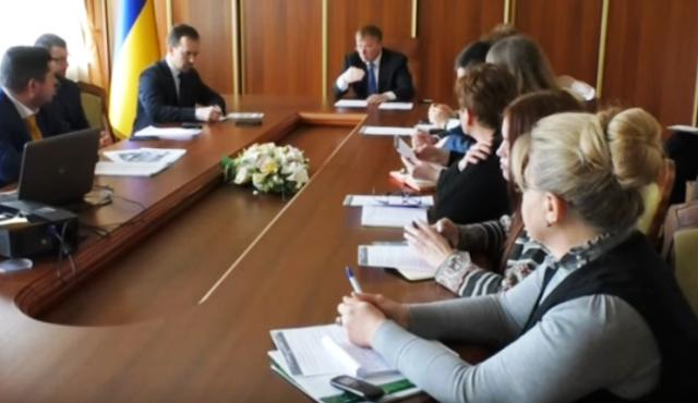 В Ужгород завітала європейська делегація