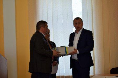Відбулося перше засідання 21-ї сесії Берегівської міської ради