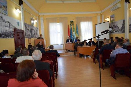 Відбулося перше засідання 21-ї сесії Берегівської міськради