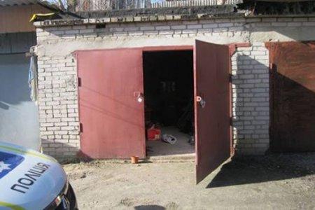 У Міжгір'ї  правоохоронці затримали гаражного крадія