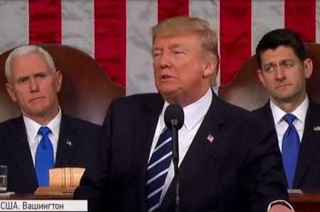 Трамп розповів, чому наніс ракетні удари по Сирії