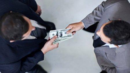 Україна очолила міжнародний рейтинг корупції