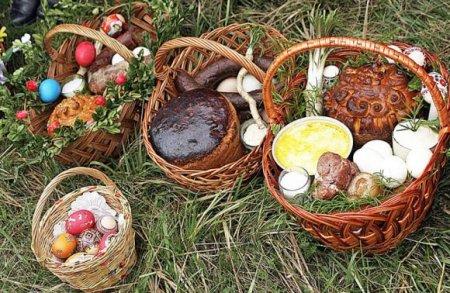 Графік проведення пасхальних Богослужінь та освячення пасок в Ужгороді
