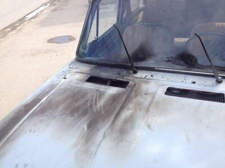 Берегівська поліція затримала палія автомобіля