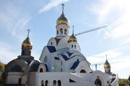 Унікальну православну церкву будують на Закарпатті (фото)
