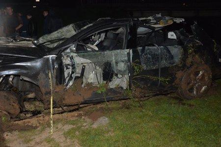 Поліція встановлює обставини ДТП на Іршавщині, при яких загинув чоловік (Фото)