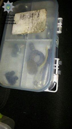 На Закарпатті затримали чоловіка і жінку  з великою кількістю наркотиків (Фото)