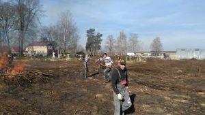 Результати місячника благоустрою на Тячівщині