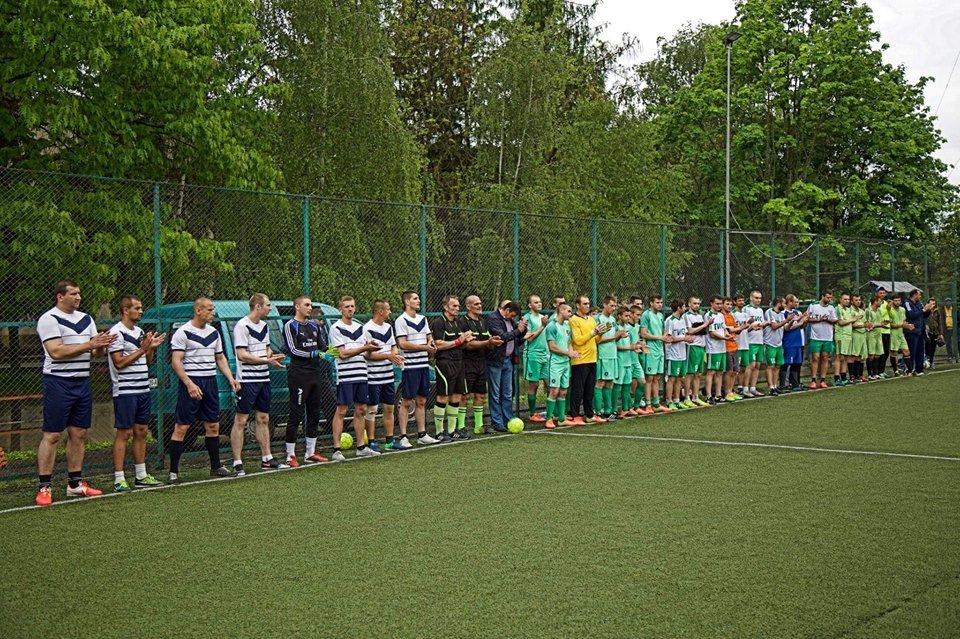 На Закарпатті відбувся турнір з міні-футболу