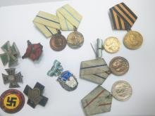 Митниками Закарпаття викрито спробу незаконного вивезення старовинних нагород та монет