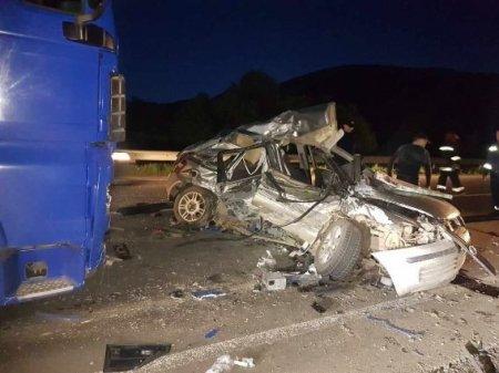 Поліція з'ясовує обставини кривавої ДТП на Свалявщині