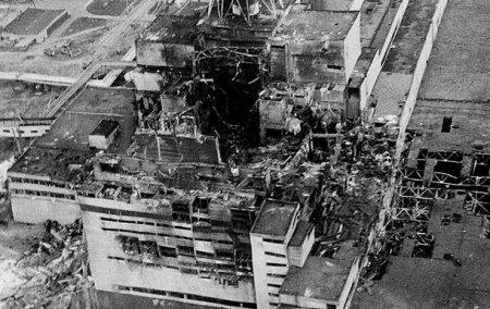 Чорнобиль після вибуху і через 31 рік (ВІДЕО)