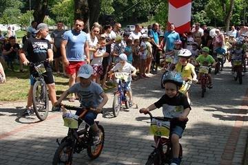 Дитячі велоперегони відбулись у Хусті