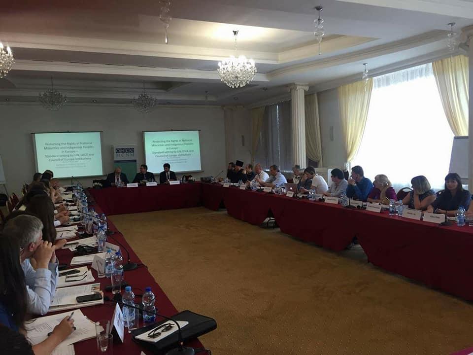 ОБСЄ навчало чиновників, серед яких і закарпатець, умовам забезпечення прав національних меншин