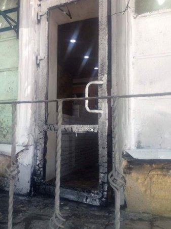 Чоловік підпалив кафе разом з відвідувачами