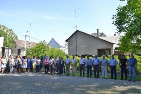 На Тячівщині вшанували пам'ять жертв війни в Україні (фото)