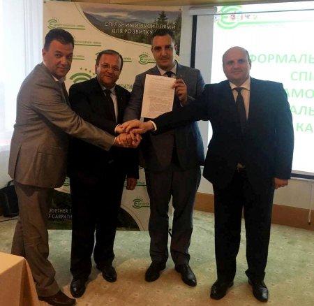 Закарпаття, Львівщина та Чернівеччина підписали декларацію про утворення неформальної платформи співпраці самоврядних регіональних органів Карпат