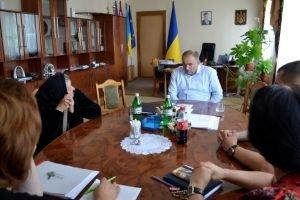 Голова Тячівської РДА провів прийом громадян