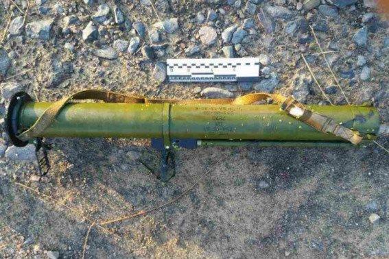 УМукачеві по вітрині магазину стріляли згранатомета