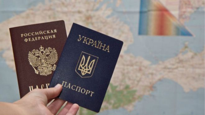 УРосії хочуть дозволити публічно зрікатися українського громадянства— росЗМІ