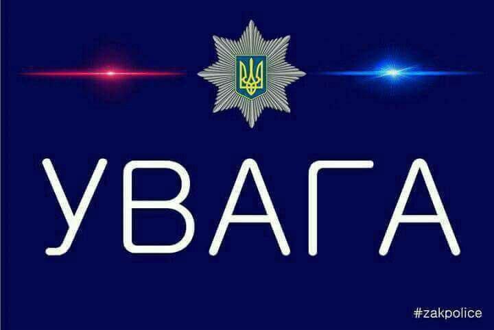 Поліція розшукує водія-втікача з місця автопригоди на Надвірнянщині