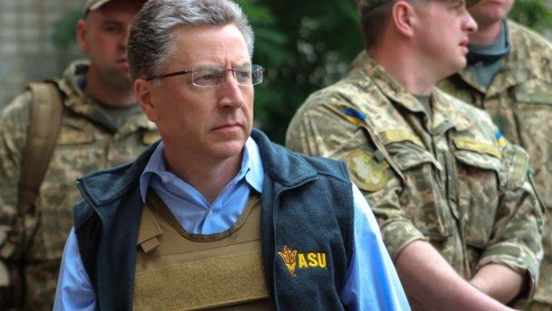 Волкер: Мета США— відновити територіальну цілісність і суверенітет України