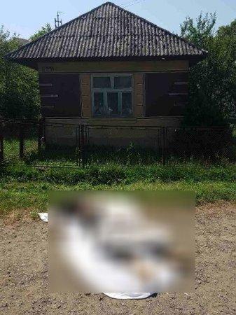 Жорстоке вбивство на Закарпатті - на тілі загиблого виявили 30 ножових поранень (ФОТО)