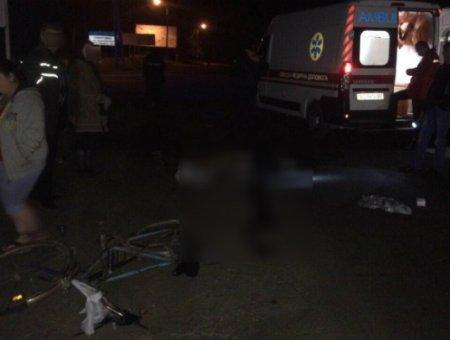 Моторошне відео смертельного ДТП на Закарпатті