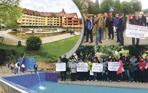 Боротьба за воду на Свалявщині – мешканці вимагають повернути «вкрадений» водогін