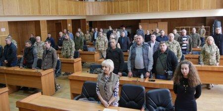 В Ужгороді у переддень Дня захисника Вітчизни відбулися урочистості (Фото)