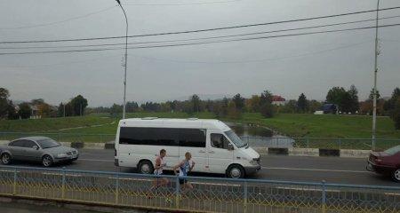 У Мукачеві в парку Перемоги відбувся на пів марафон (фото)