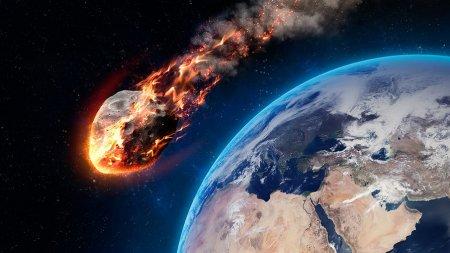 Вчені заявили, що до Землі рухається величезний метеорит