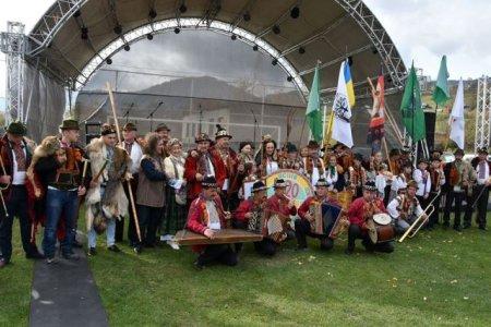 Гуцульська столиця Ясіня цієї неділі відсвяткувала свою 520-ту річницю