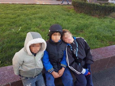 Не дитяче жебрацтво:  7 дітей передали до притулку у Батьові (ФОТО)