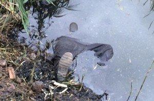 На Берегівщині знайшли труп невідомого
