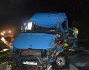 Масштабна аварія з українськими заробітчанами: у Словаччині розбився автобус