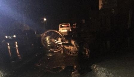 Офіційно - на Рахівщині в ДТП загинула жінка велосипедист (фото)