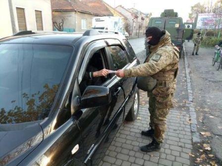 Масштабна спецоперація на Закарпатті: прикордонники проводять масові обшуки (фото)