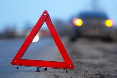На Львівщині зіткнулось авто – постраждала закарпатка