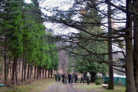 Лісівники Мукачівщини складали іспит