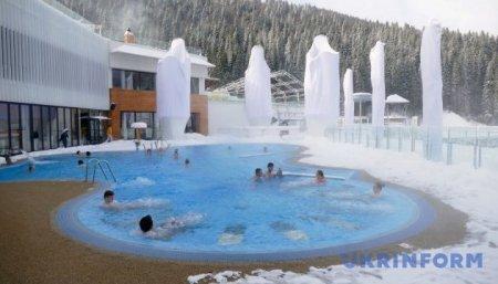 На Закарпатті відкриють перші в Україні геотермальні аквапарки