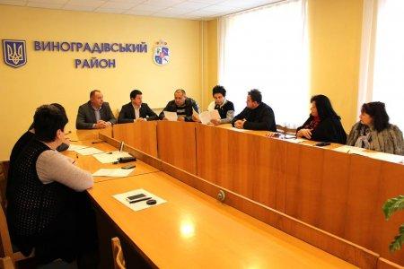 У Виноградові планують створити Центр первинної допомоги