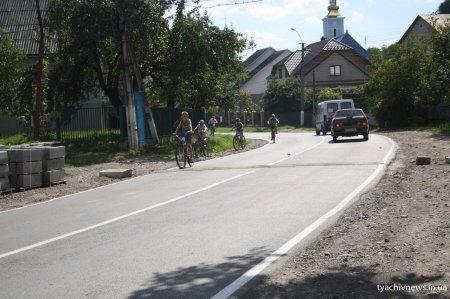 Дороги у Вільховецькій громаді не гірші європейських (ВІДЕО)