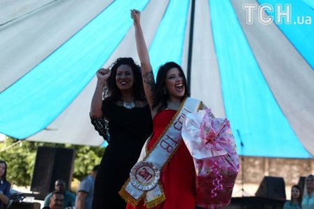 У Бразилії відбувся конкурс краси серед жінок-в'язнів (ФОТО)