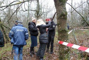 Жахлива знахідка: У лісі знайшли тіла батька та сина