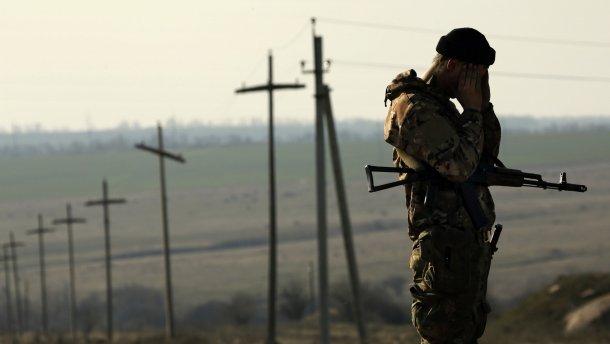 Узоні АТО загинув боєць, щедва поранені - штаб