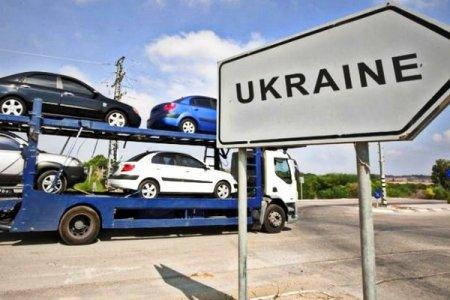 З Нового року в Україні подешевшає розмитнення автомобілів