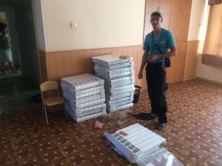 На Тячівщині нарешті завершується капремонт опалювальної системи у садочку (ВІДЕО)