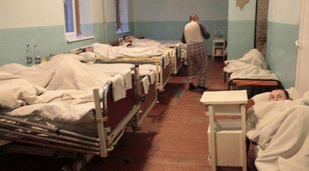 У Закарпатській лікарні є пацієнт, що лікується там вже 49 років
